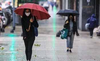 Clima hoy: llega la tormenta de Santa Rosa y rige alerta amarillo | Clima
