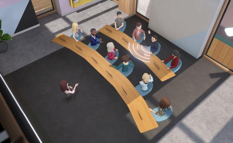 Facebook lanza app de trabajo remoto en realidad virtual   Teletrabajo