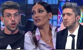 Silvina Escudero puso incómodo a Facundo Conte y Jey Mammón la cruzó   Jey mammón