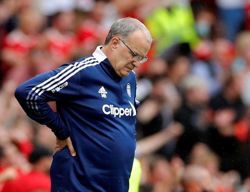 Bielsa dice que es poco probable que Leeds haga nuevos fichajes | Fútbol