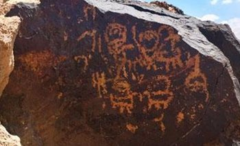 Los petroglifos podrían desaparecer por culpa de la colonización biológica | Arqueología