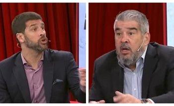 Polémico cruce entre Seba Domínguez y el Chavo Fucks en ESPN F90 | Chavo fucks