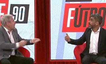 Escándalo en ESPN F90: Cai Aimar durísimo contra el Negro Bulos | Cai aimar