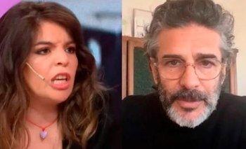 Tras el cruce, Sbaraglia le pidió disculpas a Dalma Maradona | Leonardo sbaraglia