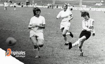 La televisación del fútbol femenino: mujeres en las canchas y en las cabinas   Fútbol femenino