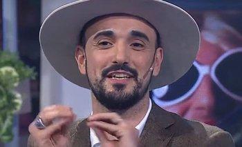 """El cambio de vida de Abel Pintos: """"Profundamente emocionado""""   Abel pintos"""