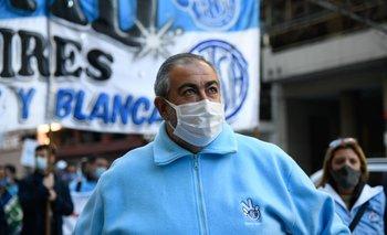 La CGT salió a apoyar a Alberto y ratificó la marcha del 18 de octubre   Crisis en el gobierno