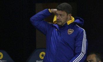Problema para Battaglia: se lesionó un importante titular en Boca | Boca juniors