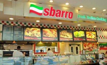 La cadena estadounidense Sbarro se instala en Argentina | Inversiones