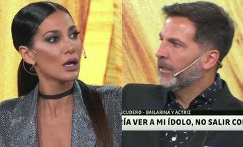 """Silvina Escudero cruzó a Toti Pasman: """"Estás pisando la banquina""""   Televisión"""