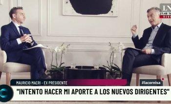 Mauricio Macri amenaza con volver y no descartó postularse en 2023 | Mauricio macri