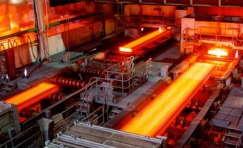 La producción de acero crudo creció 2% en septiembre | Industria