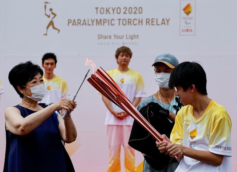 Los Juegos Paralímpicos comenzarán en Tokio mientras empeora la crisis de COVID-19 | Juegos paralímpicos