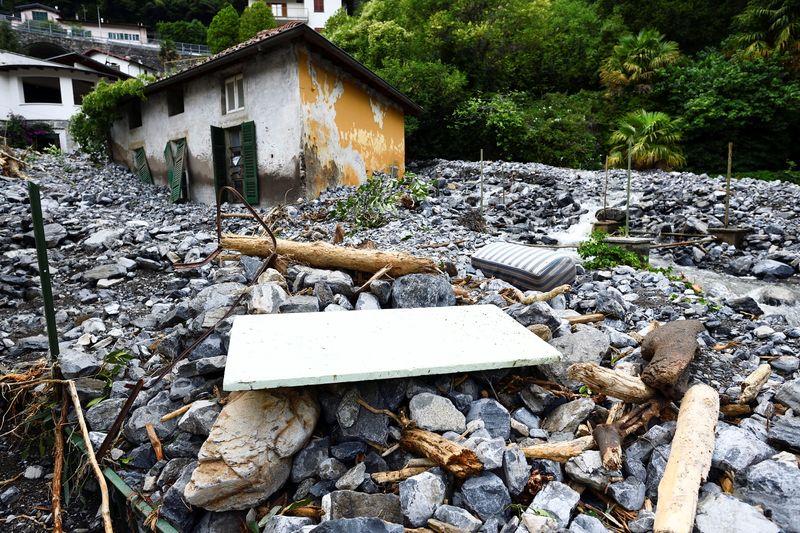 El cambio climático aumenta un 20% la probabilidad de inundaciones mortales    Europa