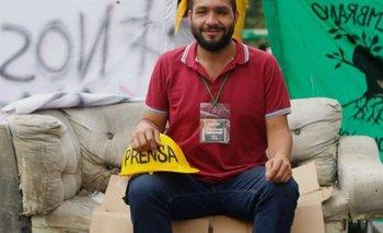 Asesinan en Colombia a un estudiante símbolo de las protestas sociales   Protestas