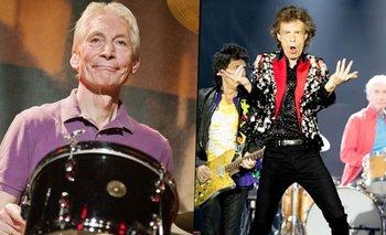 Murió Charlie Watts: las últimas palabras del baterista de los Rolling Stones   Murió charlie watts