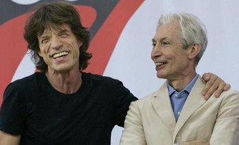 La noche en que Charlie Watts le pegó una trompada a Mick Jagger   Murió charlie watts