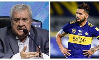 Ameal opinó sobre Tevez y encendió la polémica en Boca | Jorge amor ameal