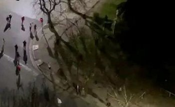 Choque de barras de Estudiantes y Gimnasia: heridos y 16 detenidos | La plata