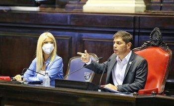 Pliegos del Banco Provincia: Kicillof envió al Senado el reemplazo de Di Tullio    Legislatura bonaerense