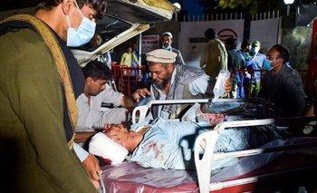 El Estado Islámico se atribuyó los atentados en Kabul   Crisis en afganistán