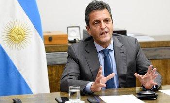 Massa pidió establecer 10 acuerdos para la construcción de Argentina | Elecciones 2021
