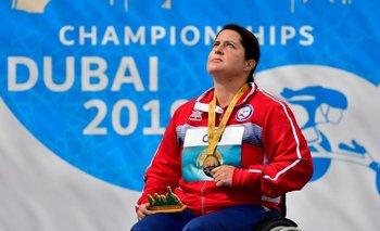 Atleta paralímpica chilena inspira nueva muñeca Barbie   Juegos paralímpicos