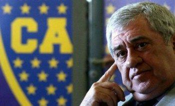 La dura sanción que Conmebol le aplicaría a Jorge Amor Ameal | Boca juniors