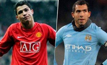 Los jugadores que pasaron del Manchester United al City: ¿se suma Ronaldo?   Cristiano ronaldo