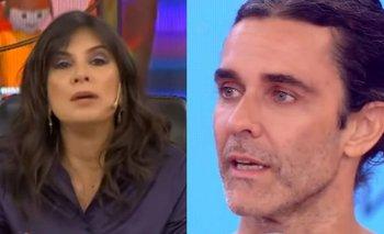 Edith Hermida fulminó a Mariano Martínez por un insólito motivo | Televisión