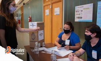 Cómo es el protocolo para votar en la provincia de Buenos Aires | Elecciones 2021