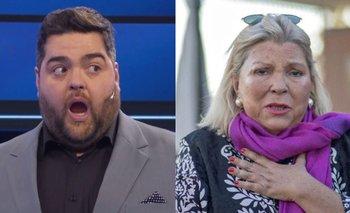 Barassi cambió de look y una participante lo comparó con Carrió | Darío barassi
