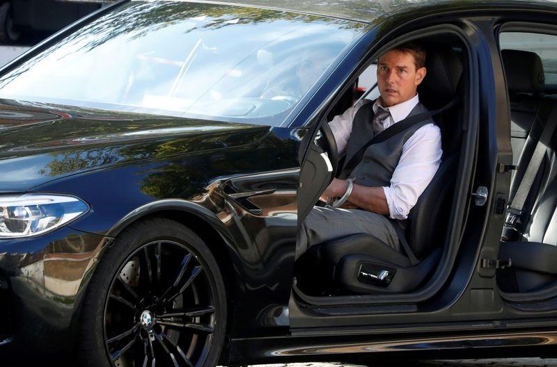"""Tom Cruise muestra su truco más temerario en """"Misión: Imposible 7""""   Cine"""