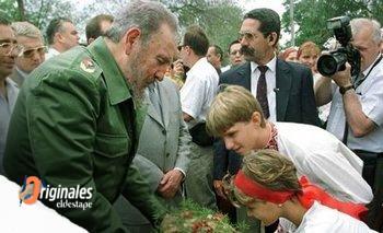 Tarará: el día que Fidel Castro salvó de la muerte a 26 mil niñxs de Chérnobyl   Cine