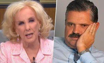 El insólito comentario de Mirtha Legrand sobre el bigote de López Murphy | Televisión