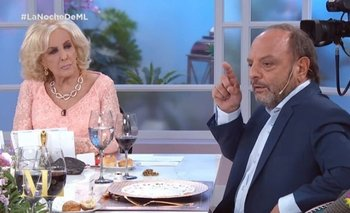 """Mirtha Legrand derrapó con Baby: """"Así empezó el nazismo""""   Televisión"""