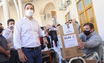 Elecciones 2021: Gustavo Valdes obtuvo la reelección en Corrientes | Elecciones 2021