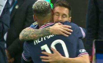 Messi inicia una nueva era en el PSG: debutó en la Liga de Francia   Liga de francia