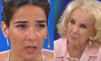 Mirtha Legrand incomodó a Juana Viale en vivo y ella la frenó | Juana viale