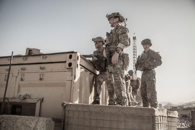 Sigue el plan de evacuación de Kabul ante una lluvia de misiles | Afganistán