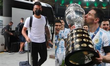 La Selección Argentina ya está en Venezuela: cuándo llega Messi | Selección argentina