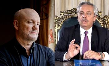 El vergonzoso ataque de Campanella vs. Alberto Fernández | Alberto fernández