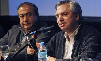 Alberto se reúne con la cúpula de la CGT con foco en la recuperación | Casa rosada