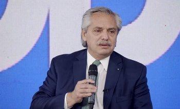 Alberto arranca el tramo final de la campaña en plan federal | Elecciones 2021
