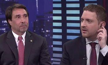 Feinmann y Jonatan Viale se enfurecieron con la producción de LN+ | Televisión