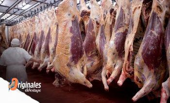 Carne: Domínguez se reúne con la Mesa de Enlace y define anuncios   Precios