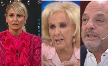 Manguel repudió a Mirtha y Etchecopar por comparar al kirchnerismo con el nazismo   Televisión