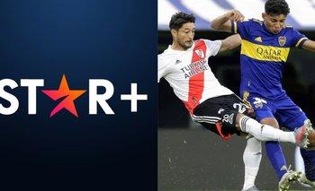 Llegó Star+ a Argentina: ¿Qué pasa con el fútbol? | Televisión