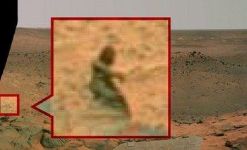Nuevas imágenes muestran signos de vida en Marte | Marte