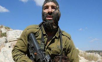 El video del maltrato de un soldado israelí a un niño palestino   Israel